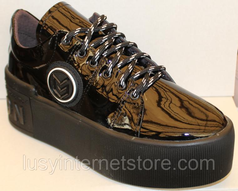 Кроссовки женские кожаные от производителя модель ЛИ5