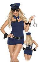 Костюм полицейского Policewoman uniform, M, L