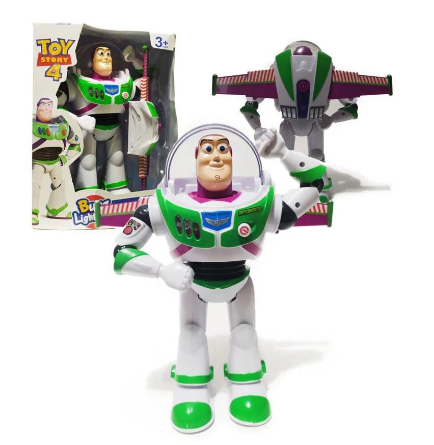 Игрушка робот космонавт, История игрушек Базз Лейтер