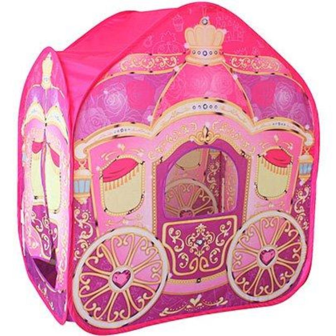 """Детская палатка """"Карета принцессы"""" (M 3316)"""