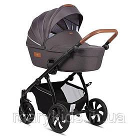 Детская универсальная коляска 2 в 1 Tutis Aero Dark Grey/103