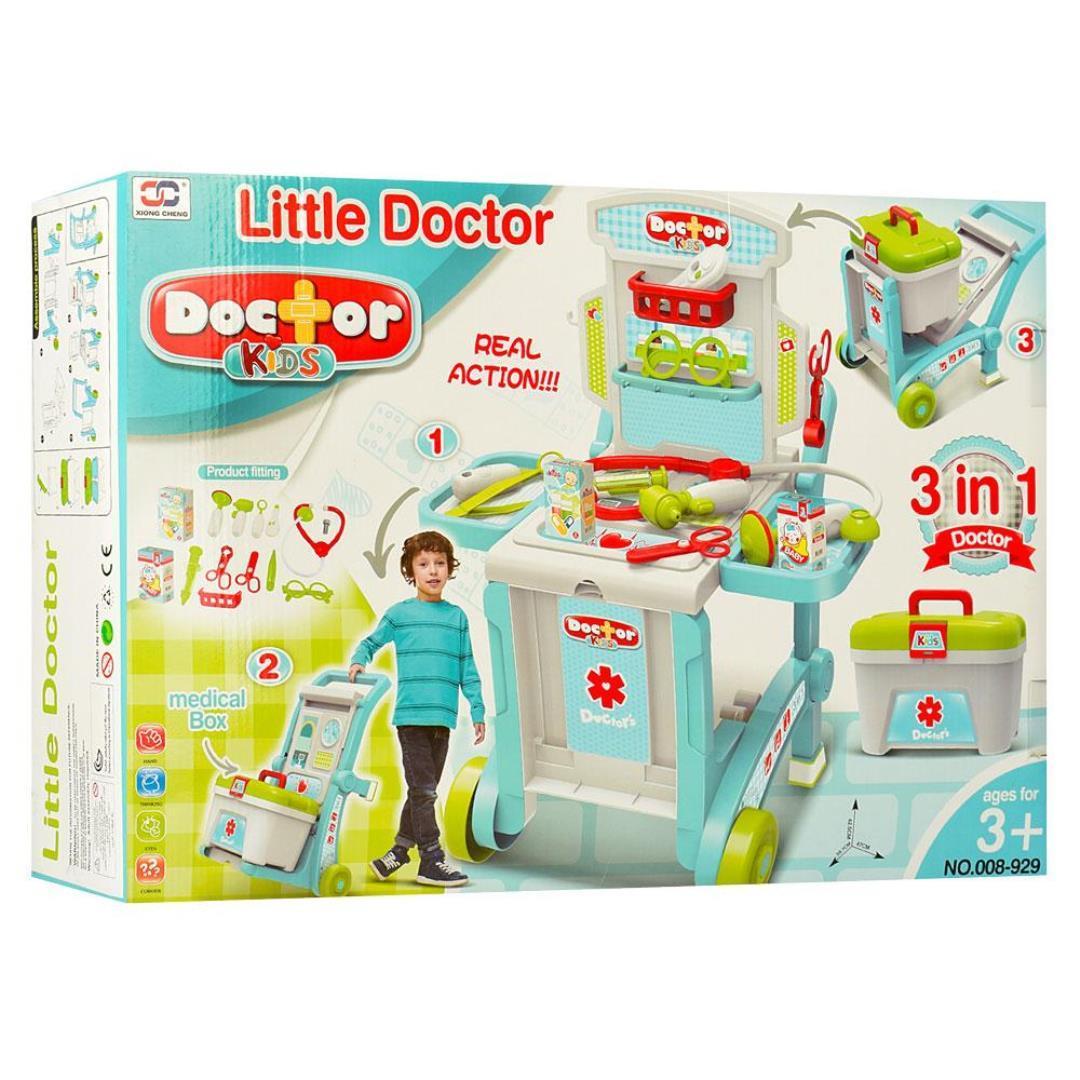 """Игровой набор """"Маленький доктор"""" 008-929"""