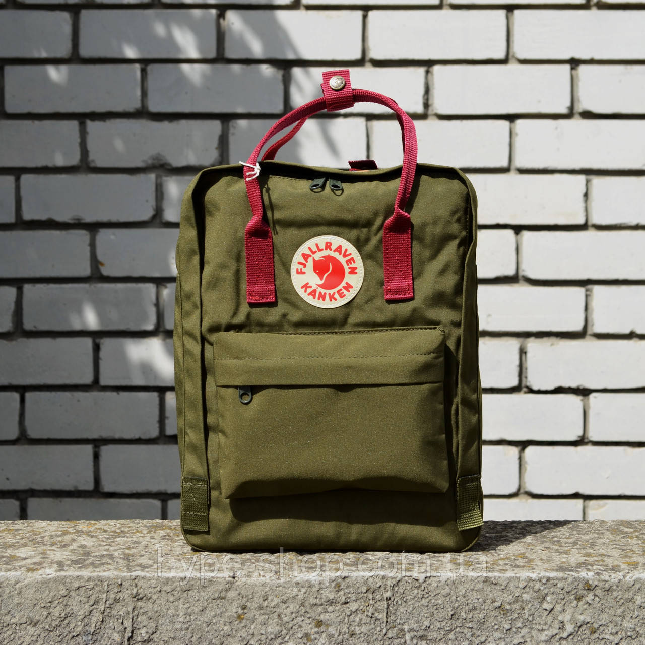 Рюкзак Kanken Classic Хакі репліка