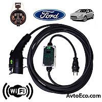 Зарядное устройство для электромобиля Ford Focus Electric AutoEco J1772-16A-Wi-Fi