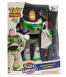 Игрушка робот космонавт, История игрушек Базз Лейтер, фото 2