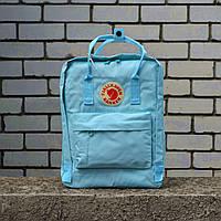 Бірюзовий Рюкзак Kanken Classic репліка, фото 1