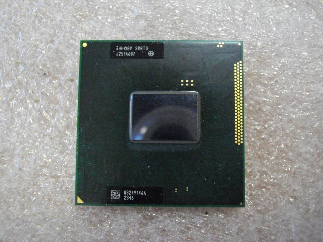 Процессор Intel Core i3-2348M SR0TD бу
