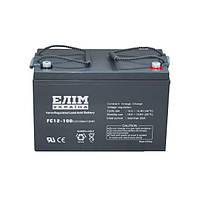 Аккумуляторная батарея Элим FC12-100 А для ИБП