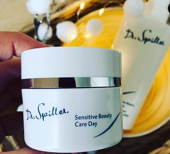 Дневной крем для красоты кожи Dr. Spiller Sensitive Beauty Care Day 50 мл