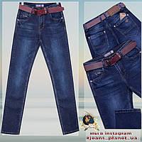 Мужские качественные джинсы классического покроя NewSky