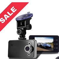 Автомобільний відеореєстратор DVR K6000 Double Camera HD DVR