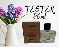 Мини-парфюм 50мл для женщин  Escada  Into The Blue For Women тестер