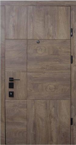 Двери квартирные, STRAJ, модель Terra Z NEW, STRAJ LUX - Prestige. Mottura 54.797 Matic (2+5k), фото 2