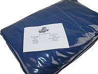 """Тент Газель стандарт 1-сторонній, нового зразка 8 люверсів, посилений синій 400г/м """"БелТЕНТ"""" (покупн. ГАЗ)"""