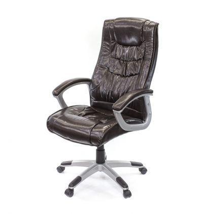 Кресло Арго New АКЛАС PL TILT коричневый