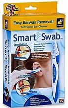 Smart Swab. Средство для чистки ушей