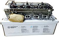 Головка блока цилиндров Газель, Волга двигатель 406 (ГБЦ) (пятиопорная) (ЗМЗ)