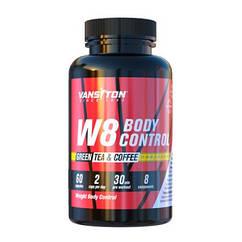 Жиросжигатель W8 Body control  (60 капс.) Vansiton