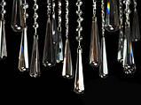 Современная люстра с абажурами, фото 4
