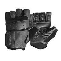 Перчатки для фитнеса и тяжелой атлетики PowerPlay 2229 чорные L