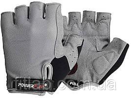 Велоперчатки PowerPlay 5295 Серые XS