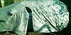 Тент для Джипа\Минивена с основой  L 480x195x155см ELEGANT 100262 (карман под зеркало/в сумке/уплотненный), фото 4