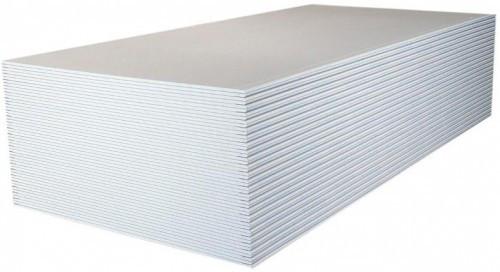 Гіпсокартон стіновий Knauf 2500x1200x 9,5 мм