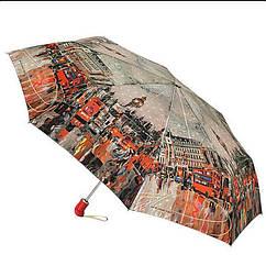 Зонт ZEST женский полный автомат 3 сложения 83744
