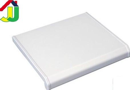 Подоконник Danke Белый Глянец 600 мм влагостойкий, устойчивый к царапинам, для окон