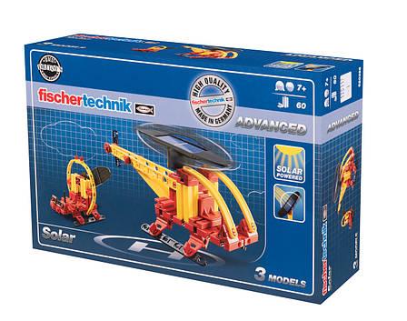 Конструктор Fisсhertechnik ADVANCED Энергия солнца (FT-520396), фото 2