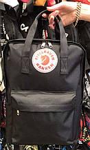 Рюкзак молодежный в стиле канкен kanken городской. Черный