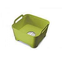 Емкость для мытья посуды со сливом Wash&Drain™ Joseph Joseph