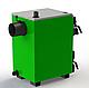 Твердотопливный бытовой котел Kotlant КО-15 кВт с механическим регулятором тяги, фото 3