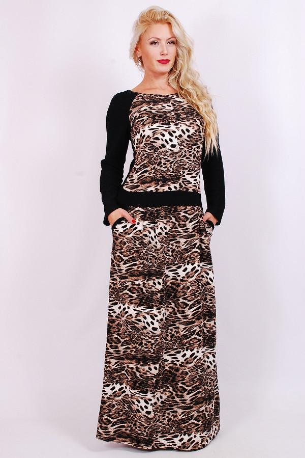 Женское платье 8077 (42-56)