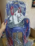 Велокресло Tilly Maxi T-831 до 22 кг ставится на раму или багажник, фото 3