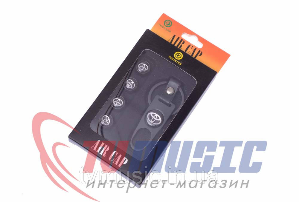 Колпачки на ниппель Visonter Air Cap Toyota