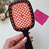 Расческа для волос Janeke Superbrush (Бело-оранжевый), фото 2