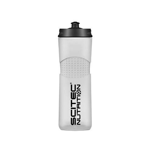 Бутылка спортивная для воды Scitec Nutrition Bidon Bike 650 ml белый
