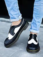 Стильные женские туфли Dr.Martens Low (retro), 39-45
