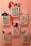 Кошик для речей, сміття надверная 10л, фото 5