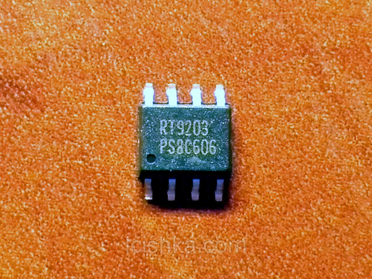 RT9203PS / RT9203 SOP-8 - ШИМ контроллер