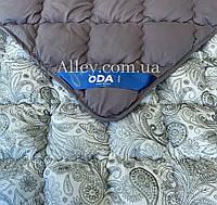 Одеяло евро размер ОДА 200х220 см. | Одеяло Холлофайбер | Теплое одеяло ODA