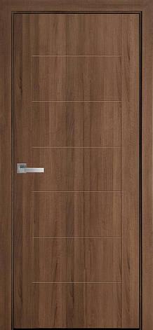 Двери межкомнатные Новый Стиль Рина ПВХ 2000х700 Золотая ольха, фото 2