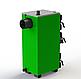Твердотопливный бытовой котел Kotlant КО-14 кВт 3Д базовая комплектация, фото 2