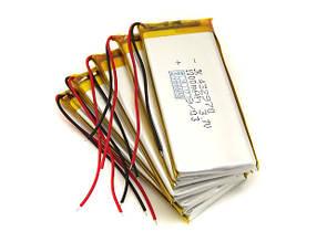 Акумулятори внутрішні з проводами