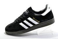Кроссовки мужские в стиле Adidas Spezial, Black\Черные