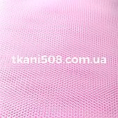 Жесткий Фатин (1,8 ширина) Светло - Розовый