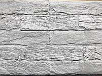 """Форма для декоративного кирпича  """"Кирпич Лофт"""" на 10 плиток, резиновая, бесшовная, фото 4"""