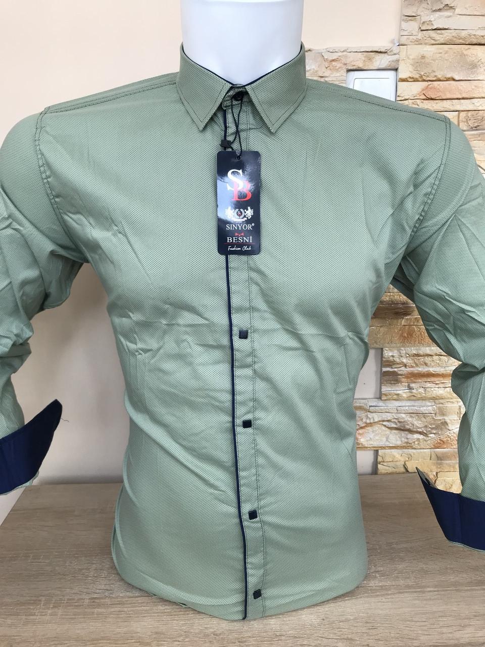Распродажа!!! Рубашка Seniyor Besni с принтом