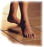 Установка стрижневого теплої підлоги своїми руками